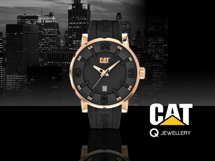 Cat Watch Men - Q - Jewellery