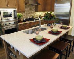 Kitchen Island With Sink Design Ideas Kitchen Island Sink