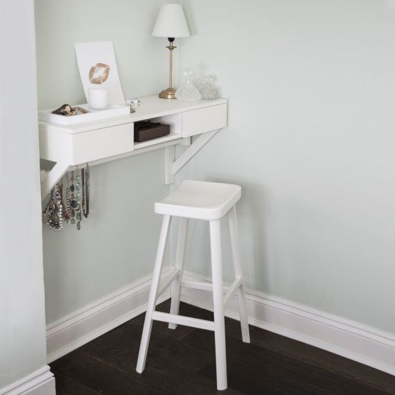 Floating Dressing Table Furniture Inspiration Bedroom
