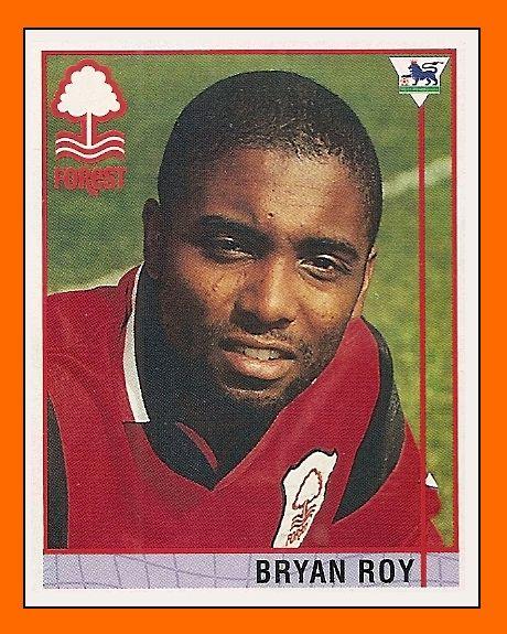 Old School Panini: Lyon - Nottingham Forest 1995