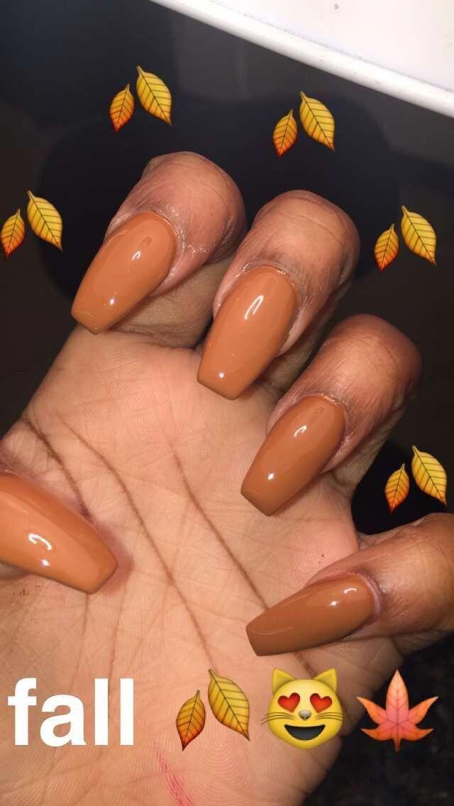 Wow Love These Short Acrylic Nails Shortacrylicnails Dark Skin Nail Polish Nails Toe Nails