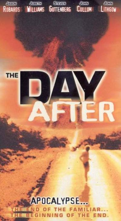 For your May 21st Rapture Film Festival. These are the best apocalyptic and post-apocalyptic films that have nothing to do with Michael Bay or Roland Emmerich. Since you're going to be left beh...