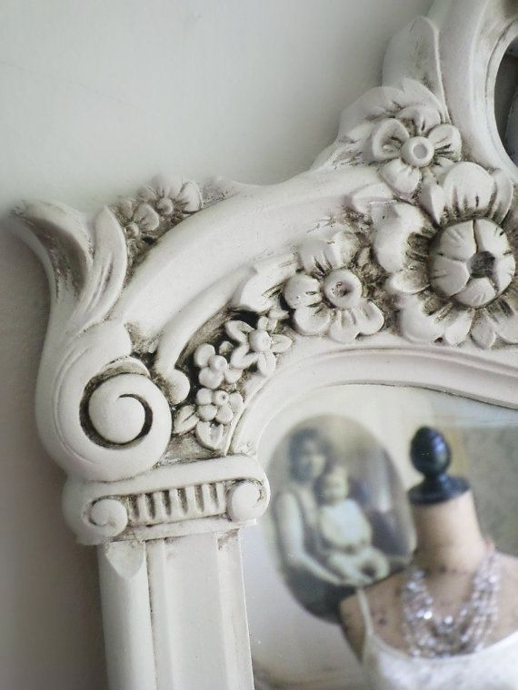 Reserved.....L E A N E R, Provincial, Full Length Mirror, Leaning Mirror by smallVintageAffair on Etsy