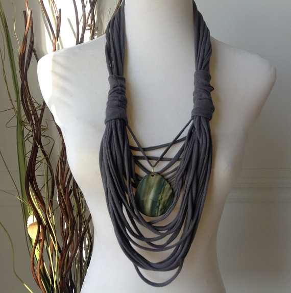 ... tshirts on Pinterest | No sew scarf, Infinity scarfs and Braided scarf
