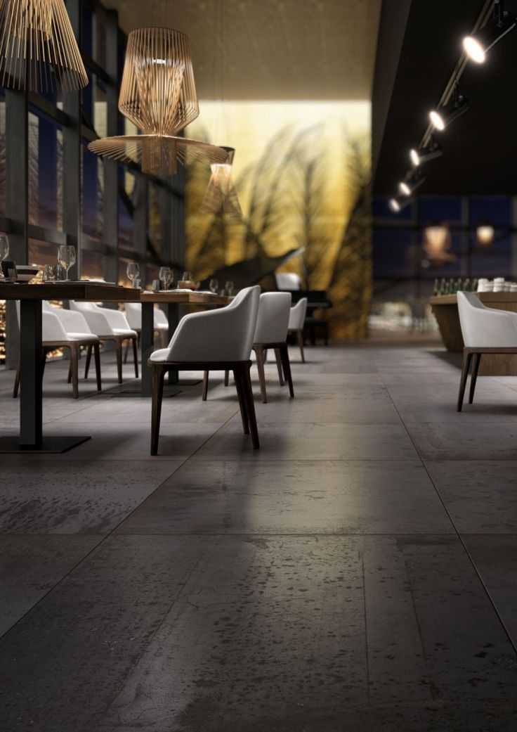 The Metal range, new to Signorino's extensive thin porcelain tile range. Available in three metallic finishes, these porcelain sheets are perfect for creating an amazing interior space or used as an external cladding material.