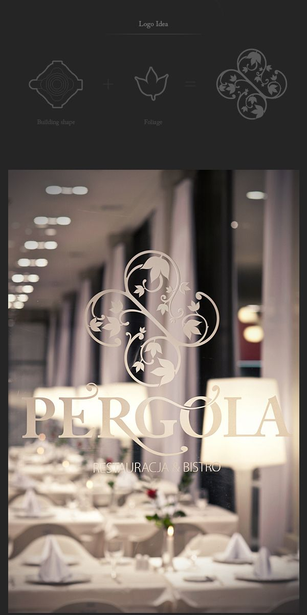 Pergola on the Behance Network