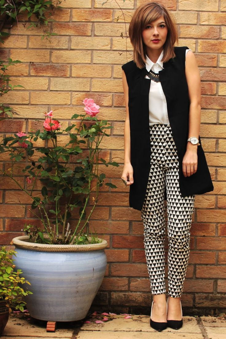 So On Trend - UK Fashion Blog: Outfit O'Clock #212 - Tailored Times Ahead