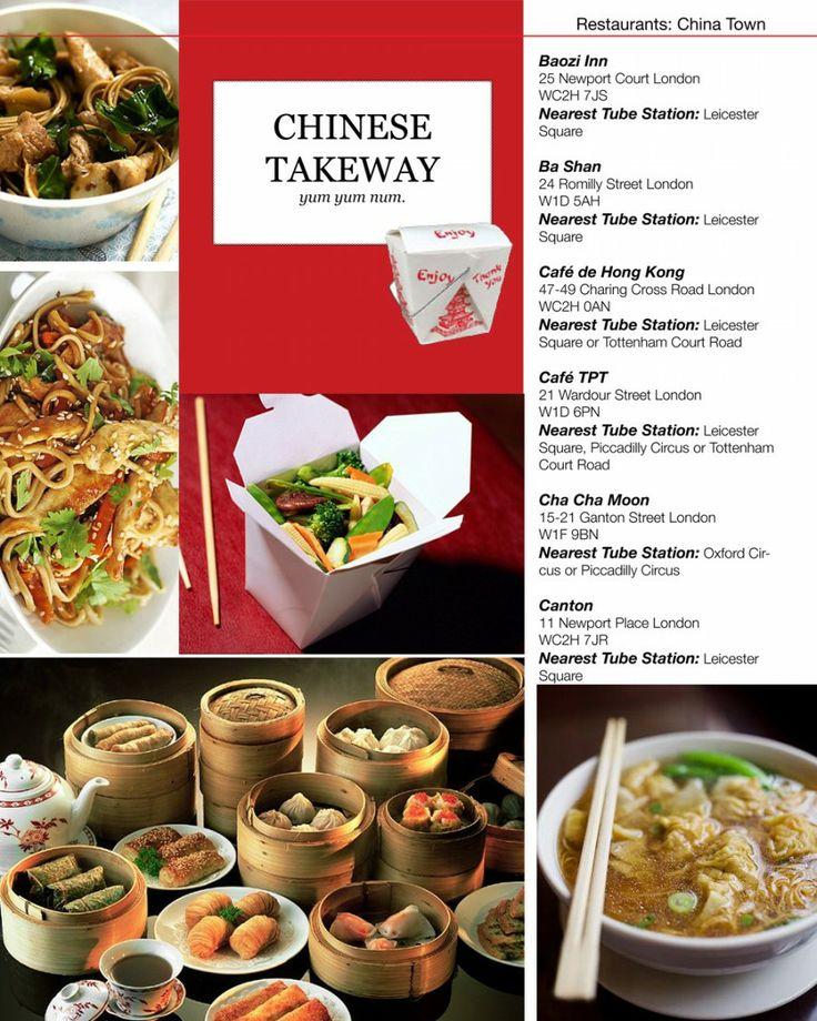 Chinese Takeaways In London Thai RestaurantRestaurant