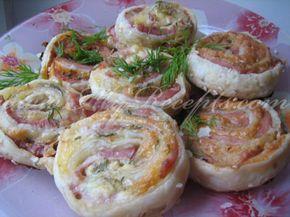 Закуска для пикника: Улитки с беконом