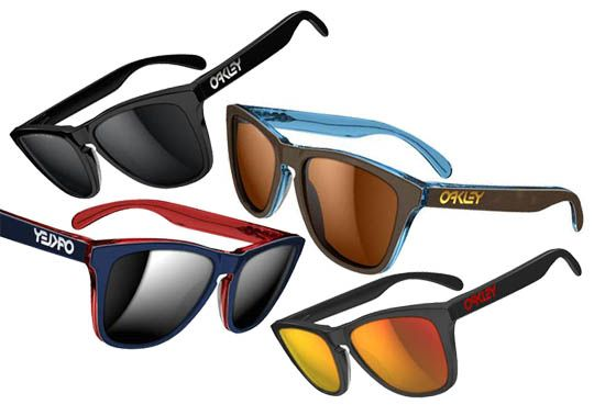 Oakley Frogskins LX Collection http://www.equniu.com/2013/05/01/oakley-frogskins-lx-collection/