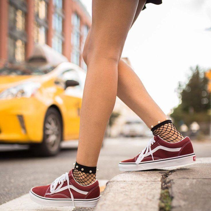 Fancy socks. Favorite @Vans. @UONewYork #UOonYou