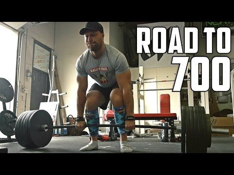 Attempting My Heaviest Ever | Road to a 700lb Deadlift | Ep. 3