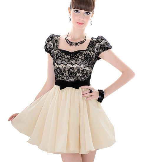 17 Best ideas about Beige Vintage Dresses on Pinterest - Brown ...