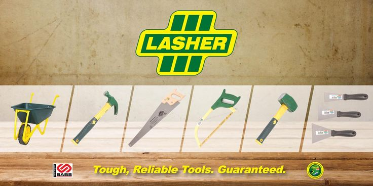 Lasher Tools_DIY Tools