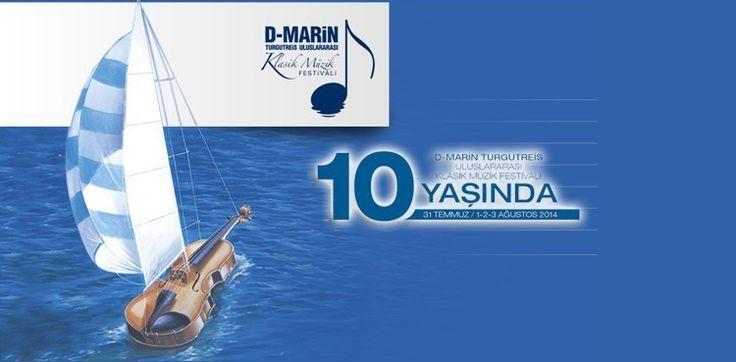 D-Marin Turgutreis Uluslararası Klasik Müzik Festivali