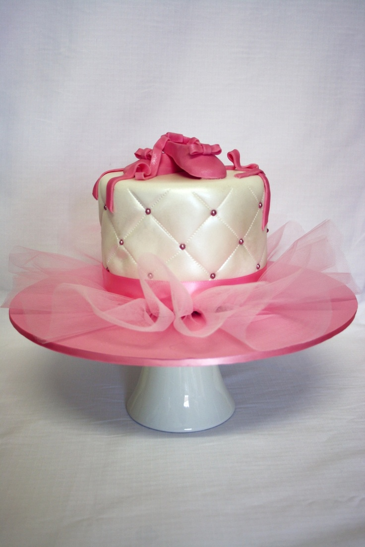 ballet cake @Stacey Banks | cute cakes #2 | Ballet cakes ...