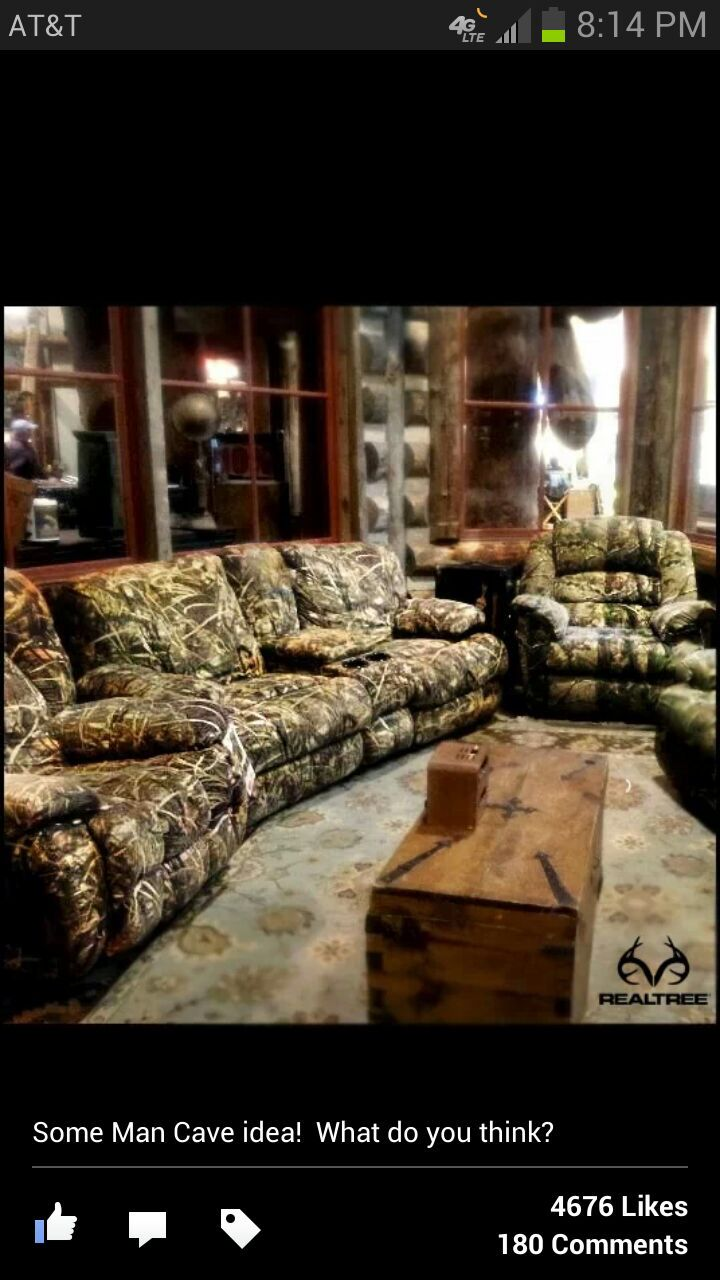 25 best Cool Camo Furniture images on Pinterest | Camo furniture ...