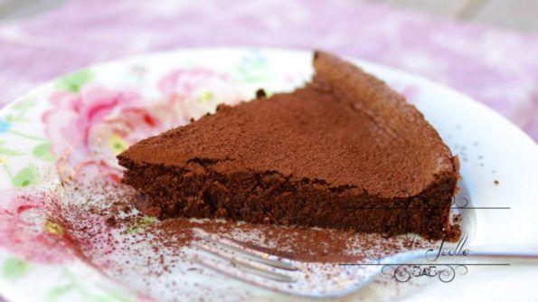 Najlepšie dezerty s čokoládou bez múky