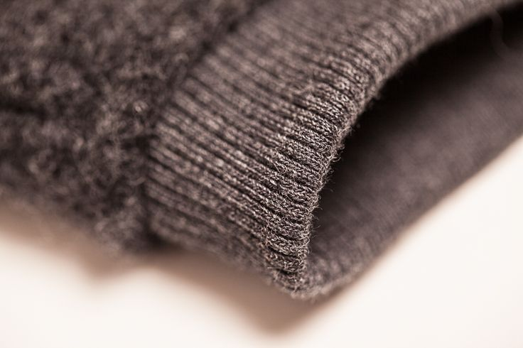 AAMcEvoy AW17 collection. Close up of bonnet detail. 100% organic virgin wool with 100% organic cotton trim.