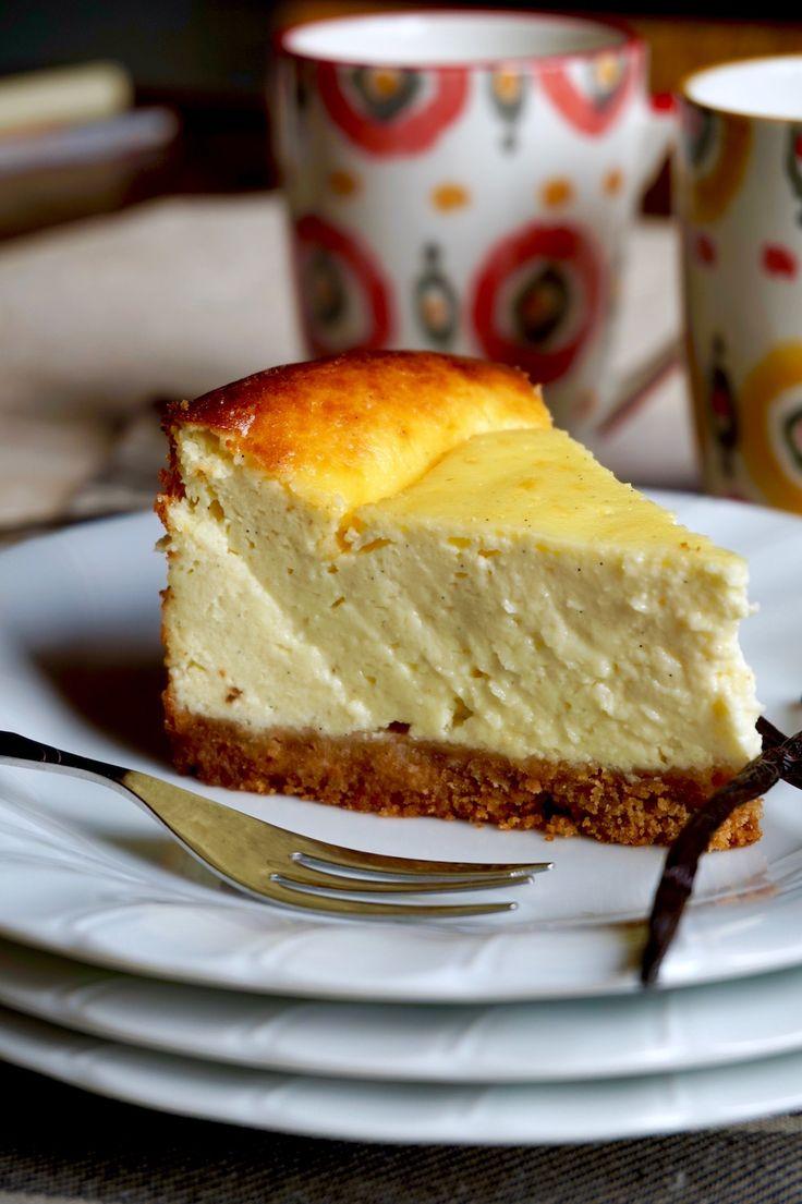 CHEESECAKE SEMPLICE, FACILE E VELOCE Il Cheesecake è un classico intramontabile! Questa versione è studiata per essere facile e veloce da realizzare senza