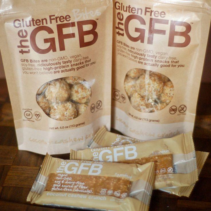 25% off All gluten free snacks.  Code: cybergfb15