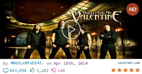 Best Of BULLET FOR MY VALENTINE