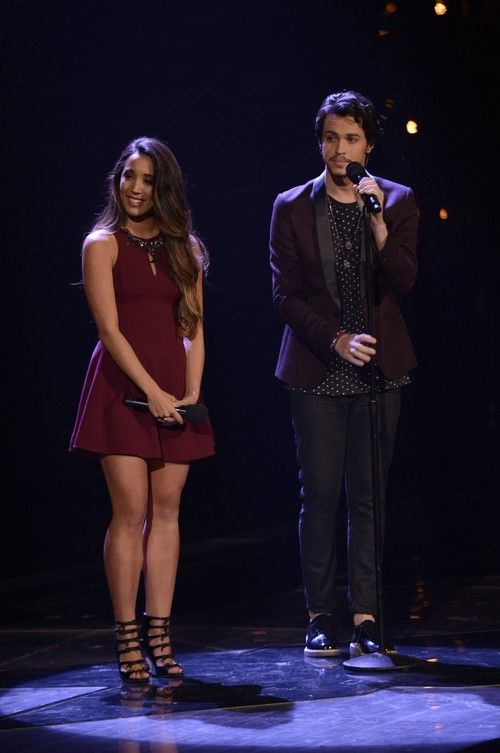 "Alex & Sierra & Leona Lewis The X Factor ""Bleeding Love"" Video 12/18/13 #TheXFactorUSA  #Alex&Sierra"