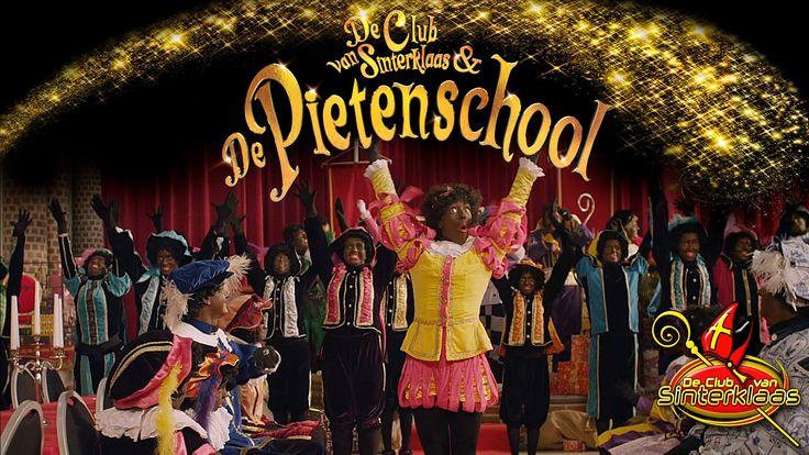 Danspiet - De Pietendans (Officiële Videoclip uit De Pietenschool 2013) ...