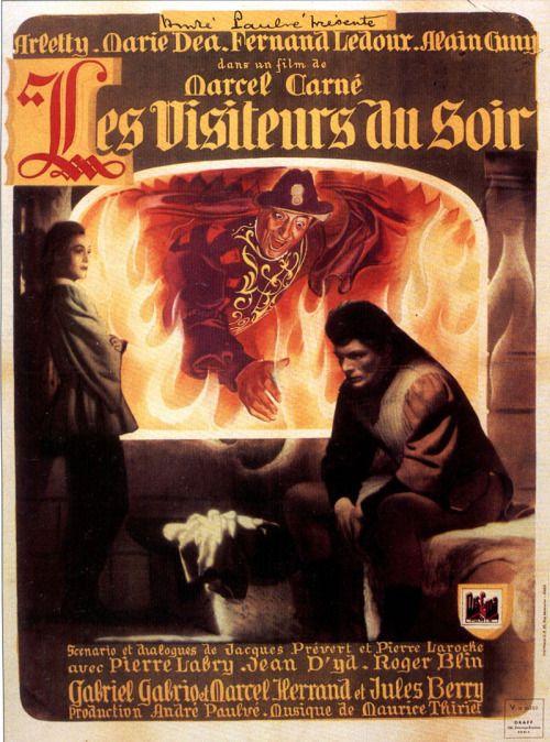 Les visiteurs du soir (The Devil's Envoys)  Marcel Carné, 1942