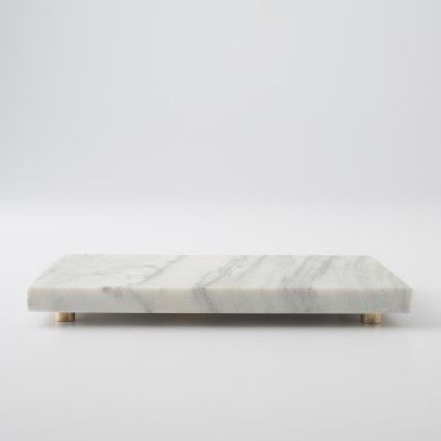 GIFTS FOR THE HOSTESS | SECO Marble Board from Schoolhouse Electric $45