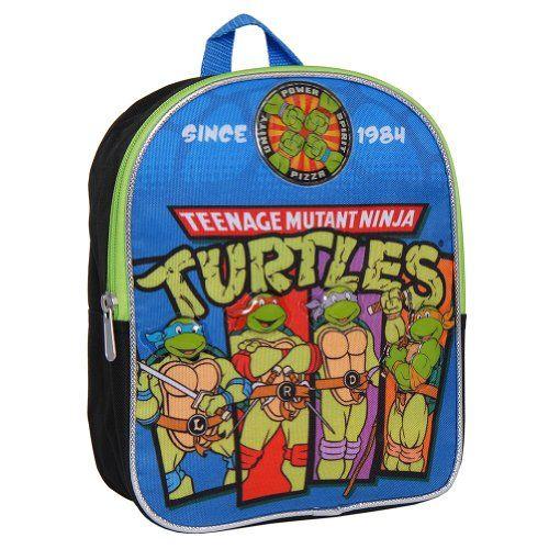 Nickelodeon Teenage Mutant Ninja Turtles TN23551 10 inch Boys Mini Backpack Nickelodeon,Teenage Mutant Ninja Turtles http://www.amazon.com/dp/B00JJX4FV4/ref=cm_sw_r_pi_dp_4vAOtb19CGRZ611P