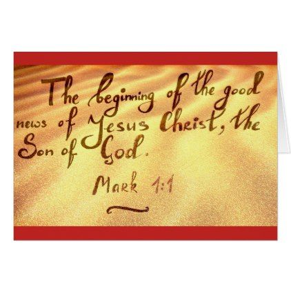 Bible Verse Postcard by Angela Cross - calligraphy gifts custom personalize diy create your own