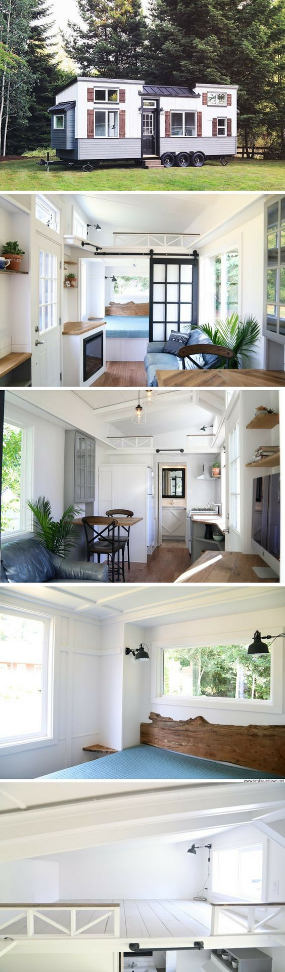 2958 best Design - Tiny house images on Pinterest | Tiny house cabin ...