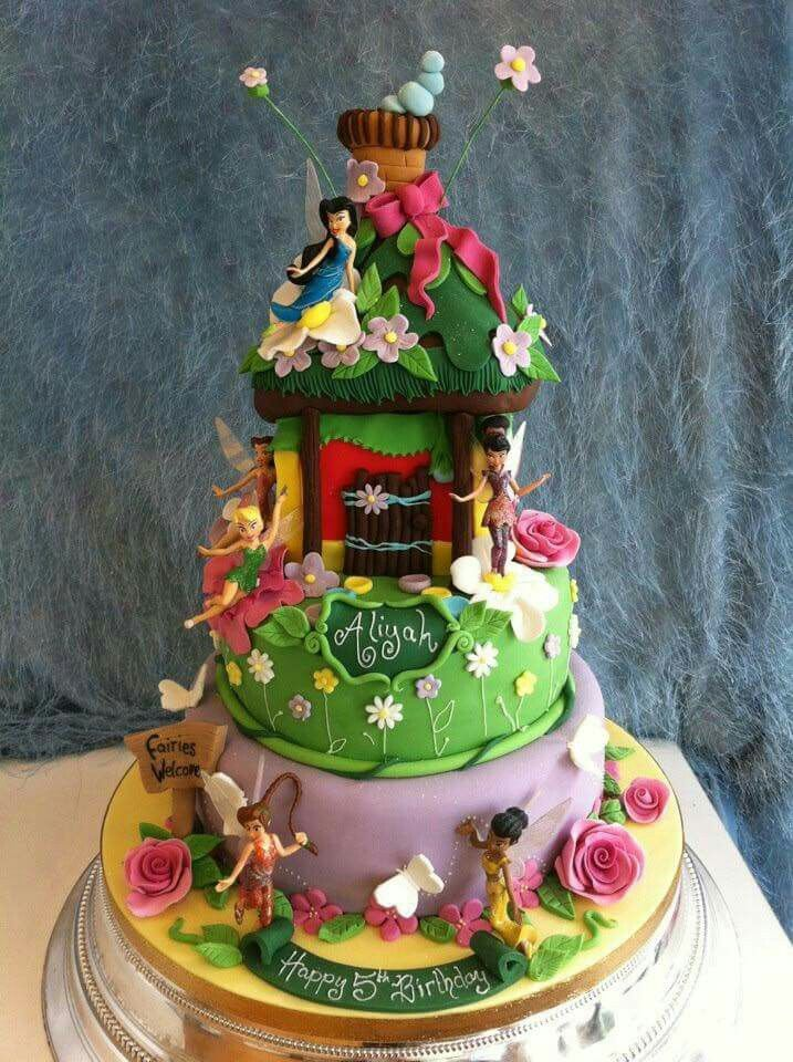 235 Best Fairy Gnome Cakes Images On Pinterest Conch Fritters