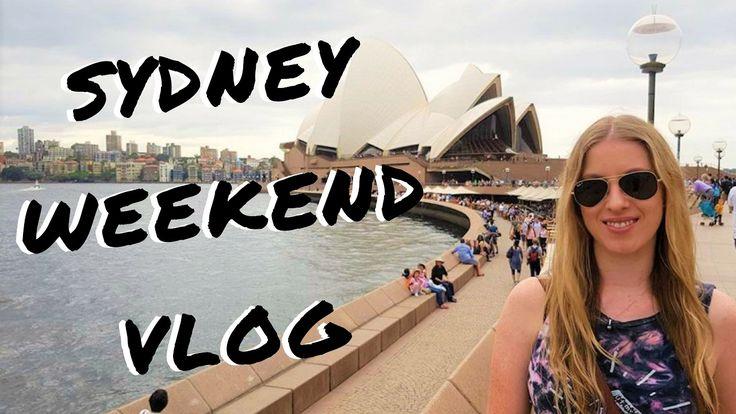 SYDNEY | Super Fun Weekend Vlog!
