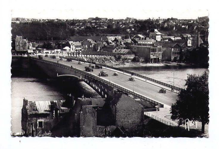 44 NANTES (CPSM) pont de pirmil et quartier sr paul | eBay