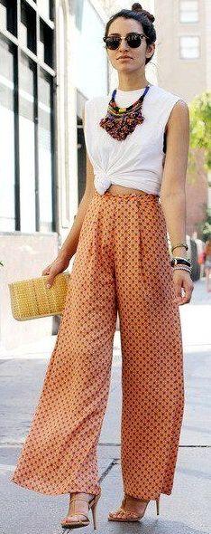 Выбираем модные летние брюки|Интернет магазины -новые коллекции сезона