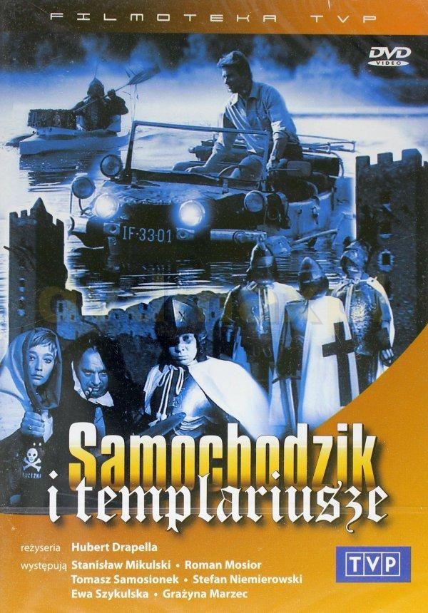 Samochodzik i templariusze (TV Series 1971- ????)