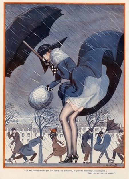 Wind by  LA VIE PARISIENNE ~Repinned Via LolitaL3 http://www.pinterest.com/sarahmagill11/im-only-happy-when-it-rains/