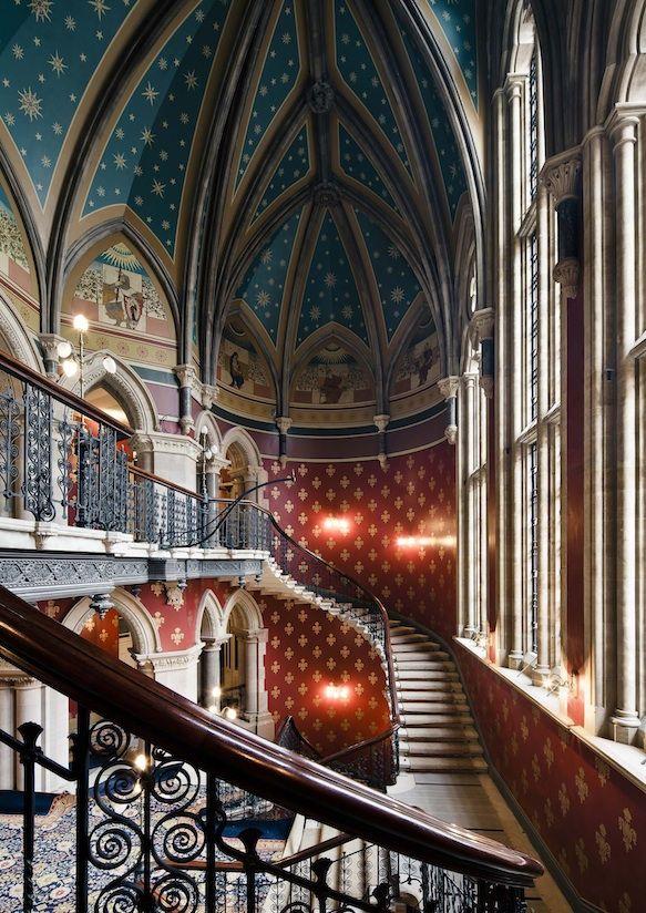 Railway Hotels: St. Pancras Renaissance Hotel, London. By ROBIN CHERRY