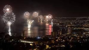 Resultado de imagen para año nuevo en valparaiso