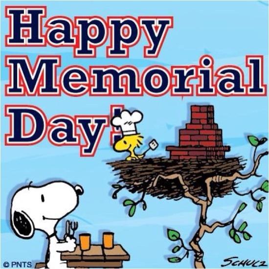 happy memorial day snoopy   Peanuts / Happy Memorial Day