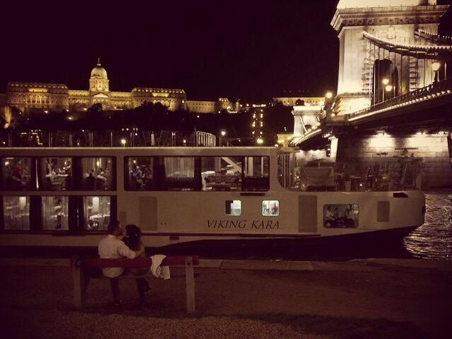 Romantic Budapest:)