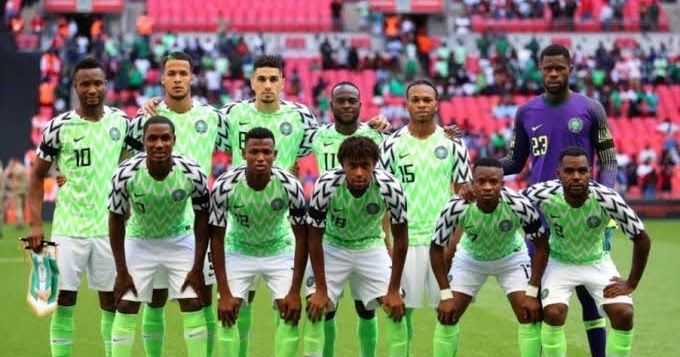 Nigeria Fifa Ranking Nigeria Retain 31st Position 2022 Fifa World Cup Football Highlight Fifa