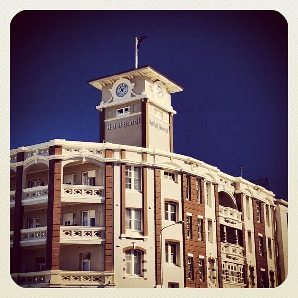 Hotel Bondi #bondi #atbondi #sydney #seeaustralia #hotel