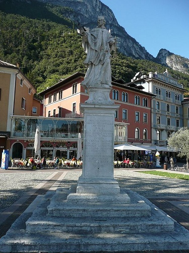 Riva, Lake Garda, Trentino, Italy