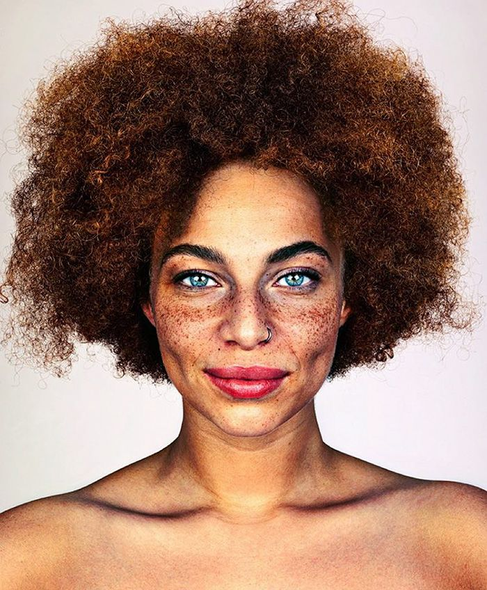 A beleza única das pessoas com sardas retratadas pelo fotógrafo Brock Elbank | Tá Bonito