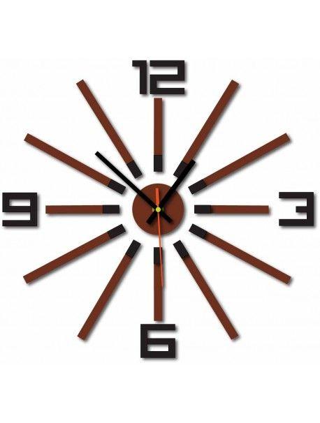 3D színes fali óra WARRAS, szín: fekete, világosbarna Cikkszám:  X0032-RAL9005-RAL8011 Feltétel:  Új termék  Termék elérhetőség:  In Stock  Eljött az idő a változásra! Díszítő karóra újraéleszteni bármilyen belső, jelölje ki a báj és a stílus a helyet. Az meleget a házba az új órát. Fali órák plexiből egy csodálatos díszítés a belső tér.