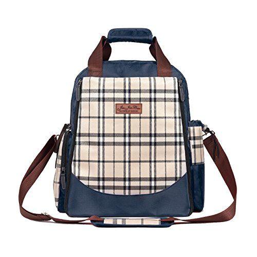 Backpack Rucksack Baby Nappy Changing Bag Multi Purpose Diaper Bags Changing Mat