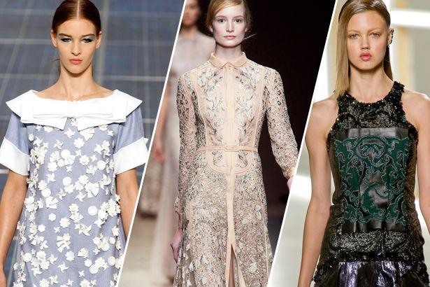 Trendspotting: High Fashion Applique for Everyday